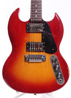 1972 Gibson SG-200 Sam Ash cherry sunburst