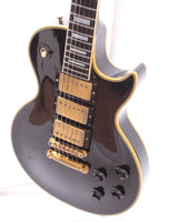 1993 Gibson Les Paul Custom Historic Collection 57 Reissue ebony