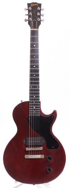 1988 Gibson Les Paul Junior cherry red