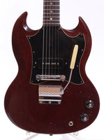 1969 Gibson SG Junior cherry red
