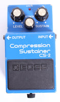 1985 Boss Compression Sustainer CS-2