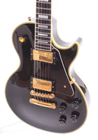1990 Gibson Les Paul Custom Mahogany ebony