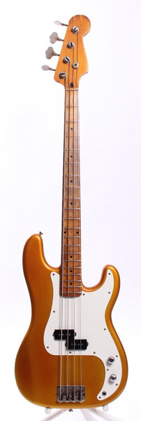 1981 Tokai Precision Bass 57 Reissue gold