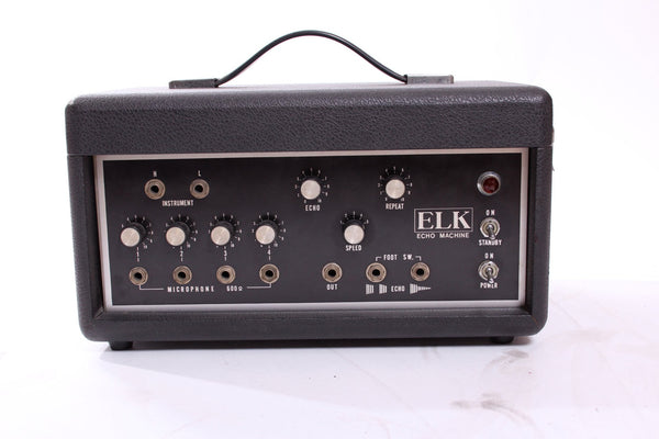 1970s Elk Echo Machine
