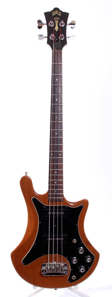 1982 Guild B-302 Bass natural