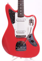 2002 Fender Jaguar 66 Reissue fiesta red