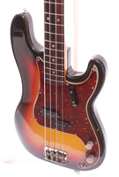 1966 Fender Precision Bass sunburst
