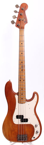 1973 Fender Precision Bass natural