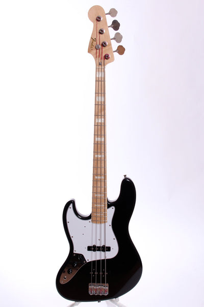 2010 Fender Japan Jazz Bass '75 Reissue black LEFTY