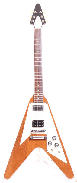 1997 Gibson Flying V Limited Edition natural