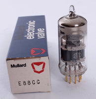 1960s Mullard EC88CC / 6922 Gold Pin NOS Tube