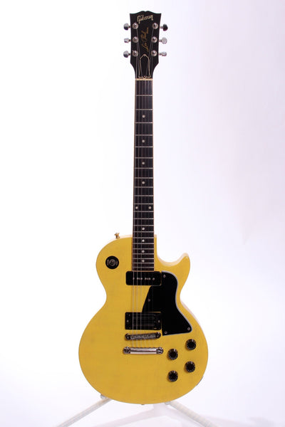 1995 Gibson Les Paul Special tv yellow