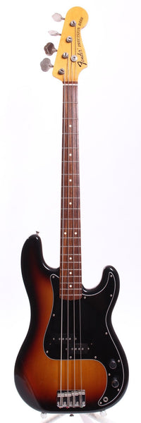 1993 Fender Precision Bass 70 Reissue sunburst