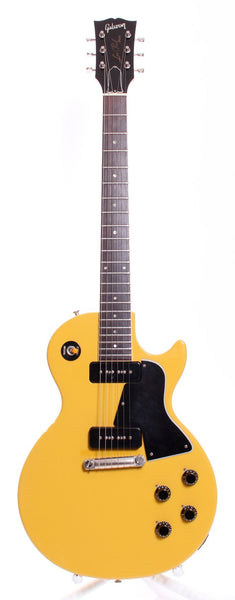 1989 Gibson Les Paul Special tv yellow