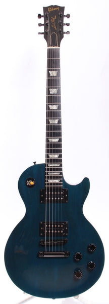 1994 Gibson Les Paul Studio Lite translucent blue