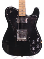 1983 Squier by Fender JV Series Telecaster Custom '72 Reissue black