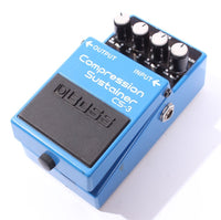 2002 Boss Compression Sustainer CS-3
