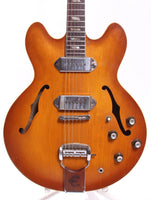 1966 Epiphone Casino E230TD royal tan sunburst