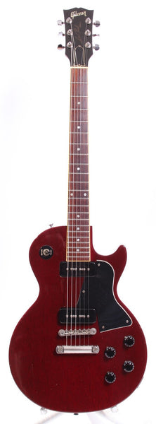 1997 Gibson Les Paul Special cherry red