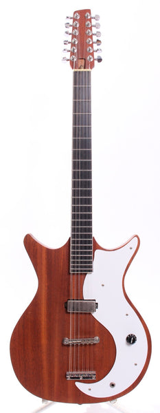 2000s Electric 12-string guitar natural