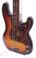 1981 Fernandes The Revival '64 Reissue Precision Bass sunburst