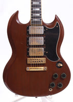 1976 Gibson SG Custom walnut brown