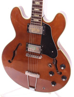 1970s Fresher ES-335 walnut brown