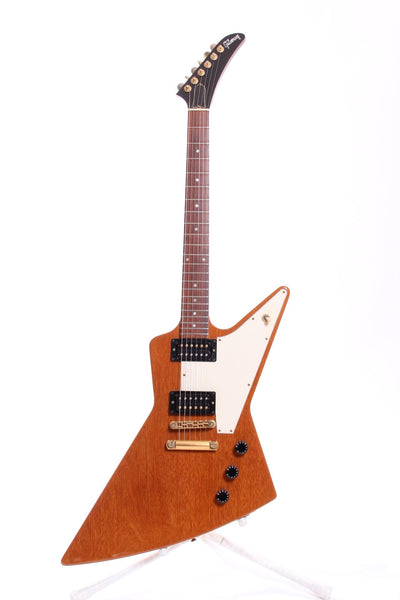 2000 Gibson Explorer Limited Edition natural