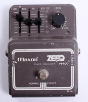 1970s Maxon PE-800 ZEEQ Power Equalizer