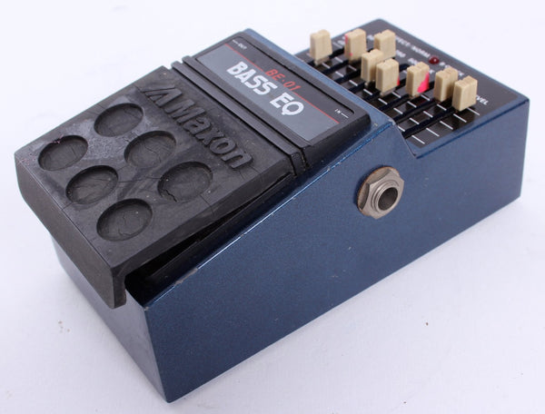 1985 Maxon Bass EQ BE-01