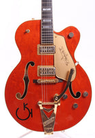 1999 Gretsch 6120W Nashville orange