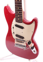 1965 Fender Mustang dakota red