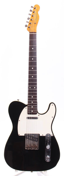 1989 Fender Telecaster Custom 62 Reissue black