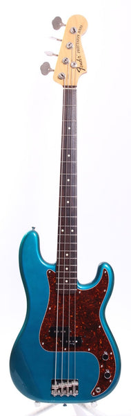 1993 Fender Precision Bass 70 Reissue Custom Order lake placid blue
