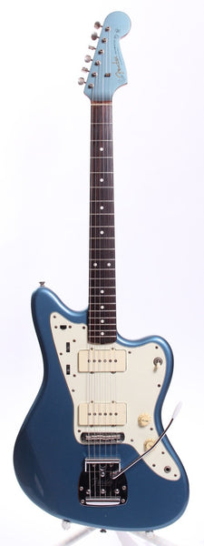 2005 Fender Jazzmaster 66 Reissue lake placid blue