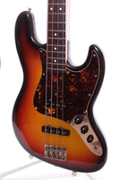 1981 Fernandes The Revival Jazz Bass '60 Reissue sunburst