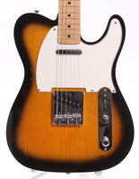 1987 Squier Telecaster Custom sunburst