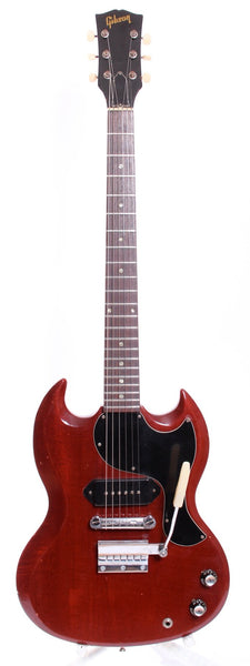 1965 Gibson SG Junior cherry red