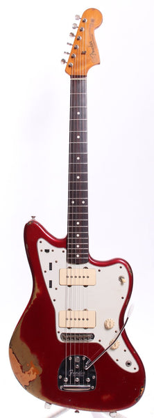 1999 Fender Jazzmaster American Vintage 62 Reissue candy apple red