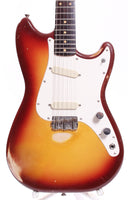 1962 Fender Musicmaster Duo-Sonic red sunburst