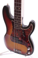 1972 Fender Precision Bass sunburst