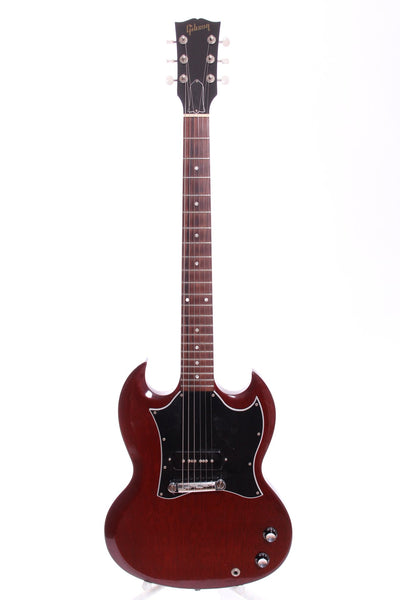 1999 Gibson SG Junior cherry red