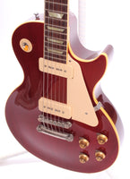 1993 Gibson Les Paul Limited Edition Mahogany P-90 Yamano cherry red