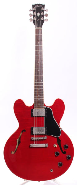 1995 Gibson ES-335 Dot cherry red
