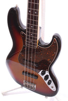 2007 Fender Jazz Bass 65 Reissue 'Dots & Binding' sunburst