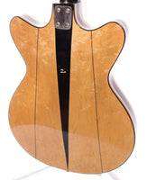 1970s Rossmeisl Thinline guitar natural