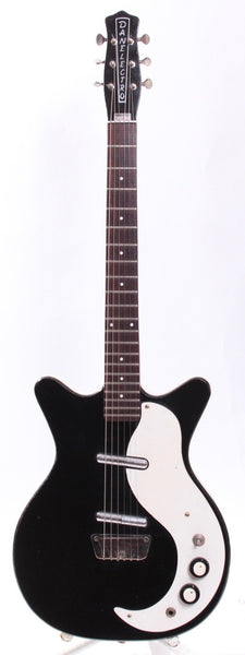 1964 Danelectro 3021 Shorthorn black Jimmy Page