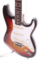 1985 Squier Japan Stratocaster 62 Reissue sunburst
