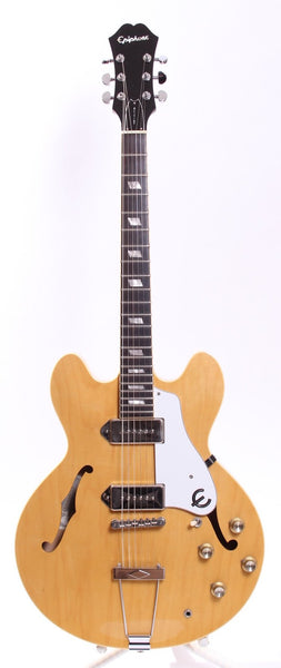 2006 Epiphone Elitist Casino natural