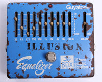 1979 Guyatone 10 Band Graphic Equalizer